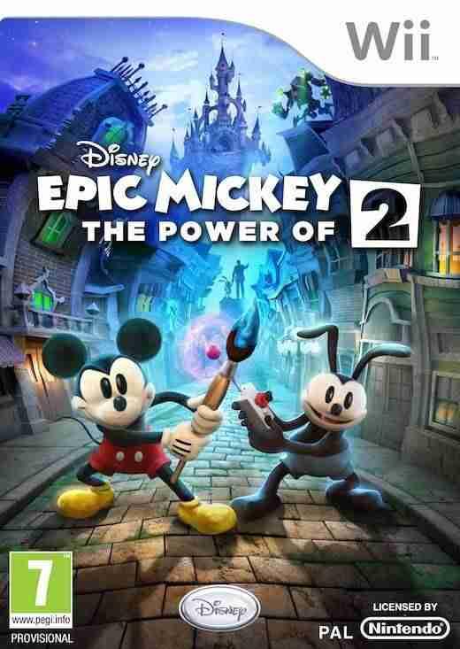 Descargar Epic Mickey 2 The Power Of Two [MULTI3][USA][VIMTO] por Torrent